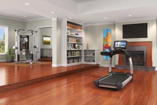 Gym Marine Yachts & Interiors - Gym Equipment