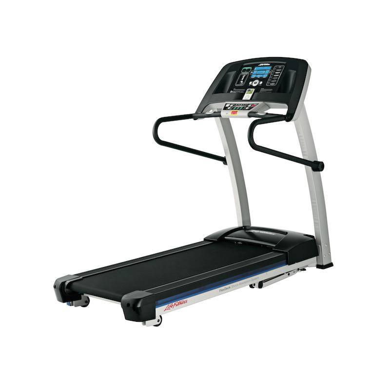 Life Fitness F1 Smart Treadmill On Sale At Gym Marine