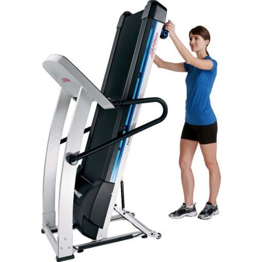 Life Fitness F1 treadmill