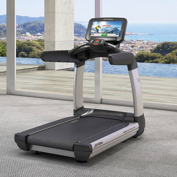 Life Fitness Treadmill Low Voltage: Lifefitness Platinum Club Series Treadmill With Discover
