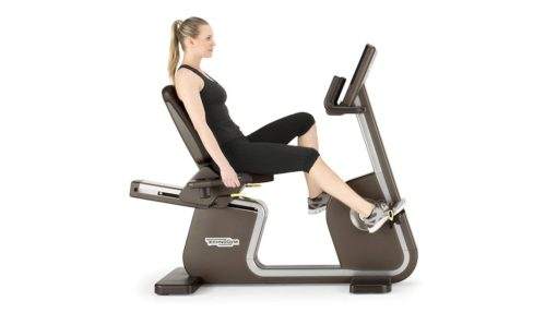 Technogym Recumbent bike