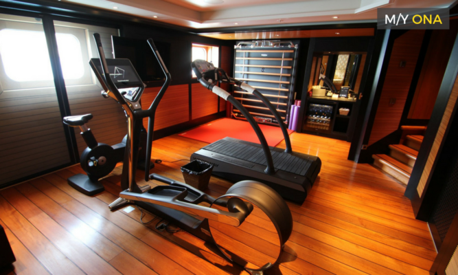 Why Your Yacht Needs The TechnoGym Kinesis.