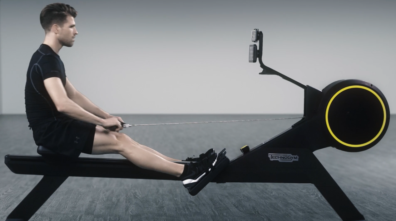 say hello to the skillrow technogym 39 s first rowing machine. Black Bedroom Furniture Sets. Home Design Ideas