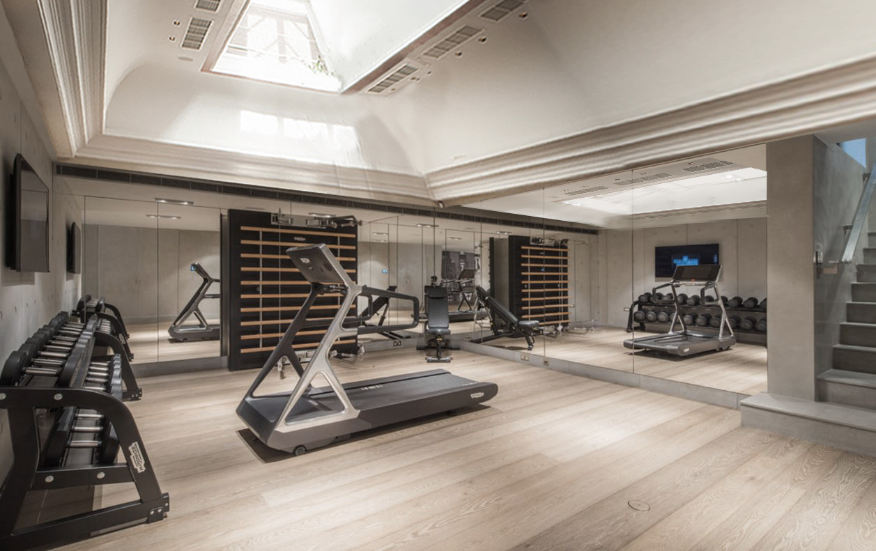Home Gym Design: Home Gym Design