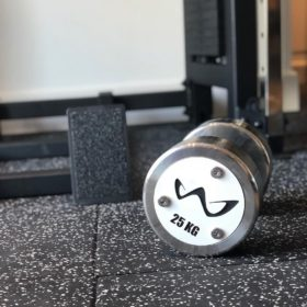 custom dumbbells