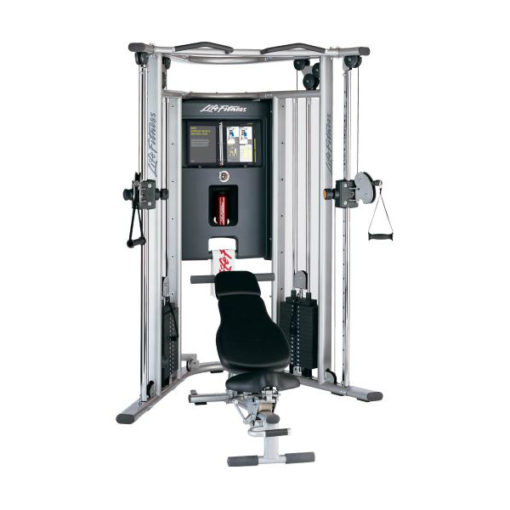 Life Fitness G7 Multigym with bench