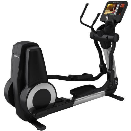 Life Fitness Platinum Club Series Elliptical Cross-Trainer Arctic Silver