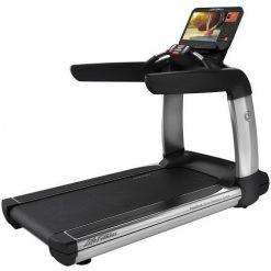 Life FitnessPlatinum Club Series Treadmill Arctic Silver