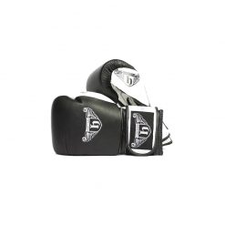 Hatton Boxing Leather Velcro Gloves
