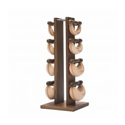 NOHrD Swingbell Walnut Tower