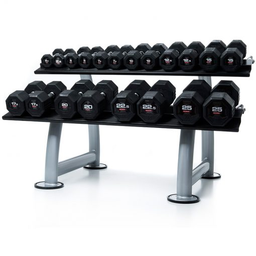 Octagon Dumbbell Set