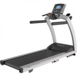 Life Fitness T5 Treadmill Go Console
