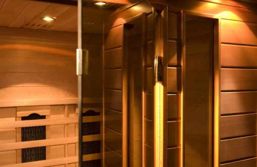 interior 1 infrared sauna