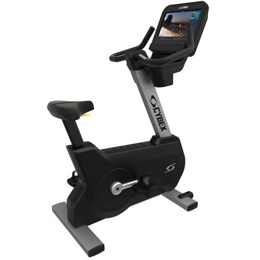 Cybex R Series Upright Bike LCD