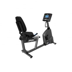 Life Fitness RS1 Recumbent Bike - Go Console
