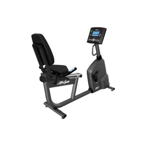 Life Fitness RS1 Recumbent Bike - Go Console