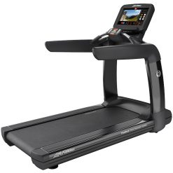 Life Fitness Elevation Series Treadmill Black Onyx