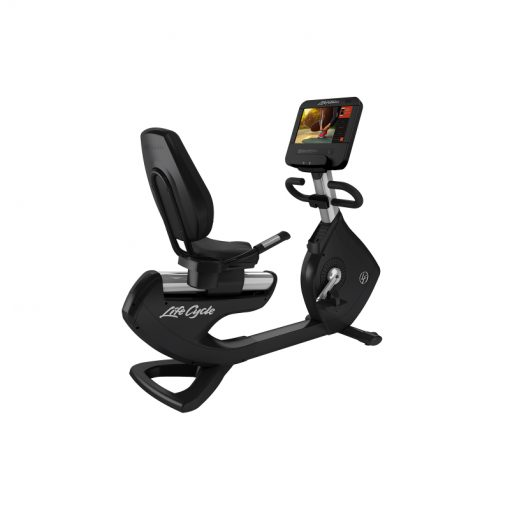 Life Fitness Elevation Series Recumbent Bike