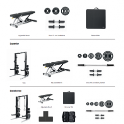 Technogym Power Personal Packages
