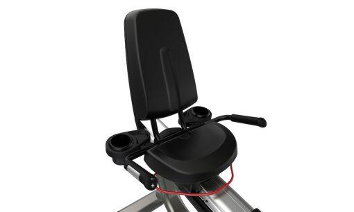 Life Fitness Club Series Plus Recumbent Bike seat