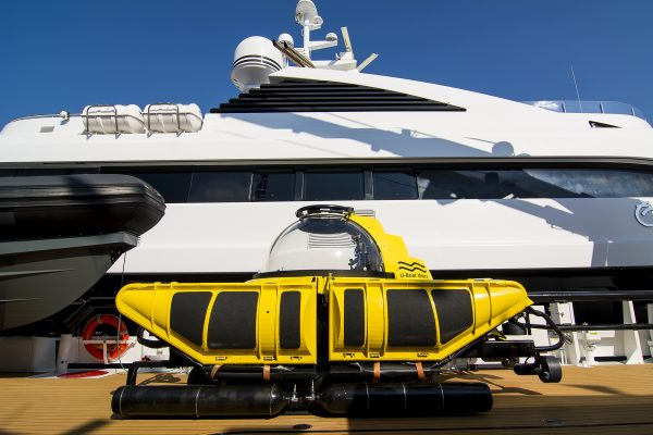 Superyacht Tenders and Toys