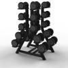 Technogym Vertical Dumbbell Rack