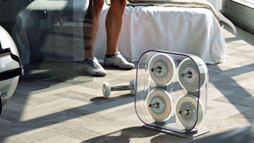 Technogym Wellness Rack