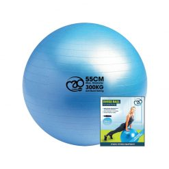 Fitness Mad Swiss Ball Pump & Online Guide - 55cm