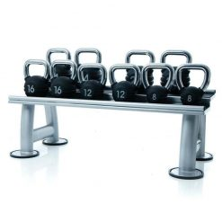 Escape Fitness Kettlebell Set and Rack
