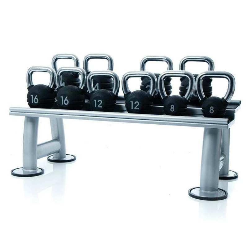 Escape Fitness Kettlebell Set And Rack On Sale At Gym Marine