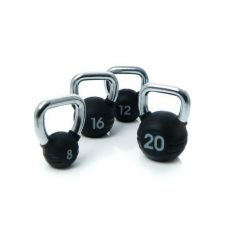 Escape Rubber Kettlebells