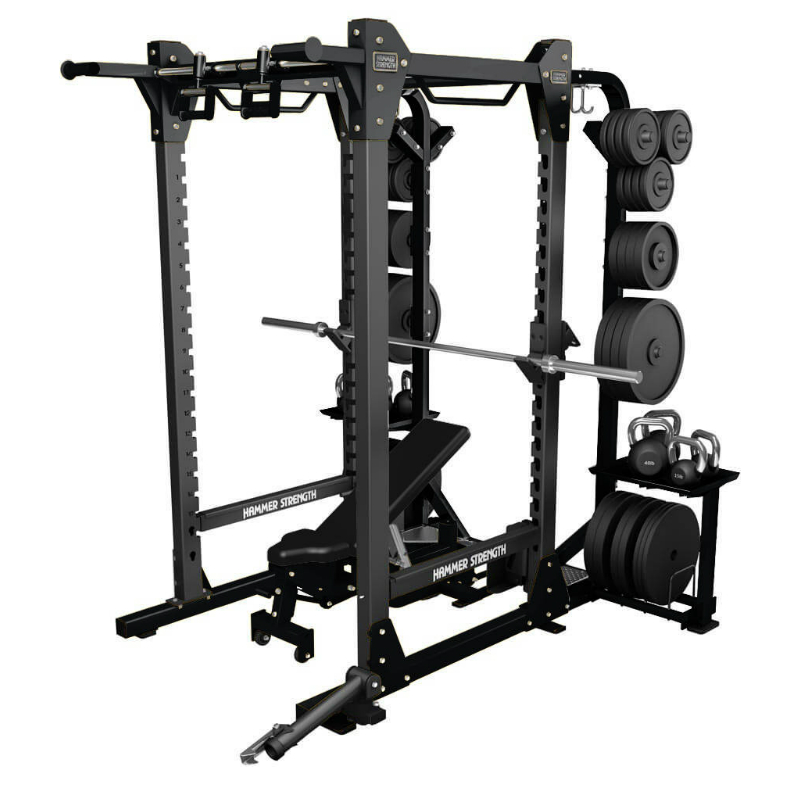Hammer Strength Hd Elite Power Rack On Sale At Gym Marine
