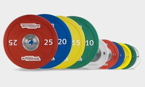 Technogym Olympic Training Plates Set