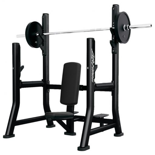Life Fitness Signature Series Olympic Military Bench