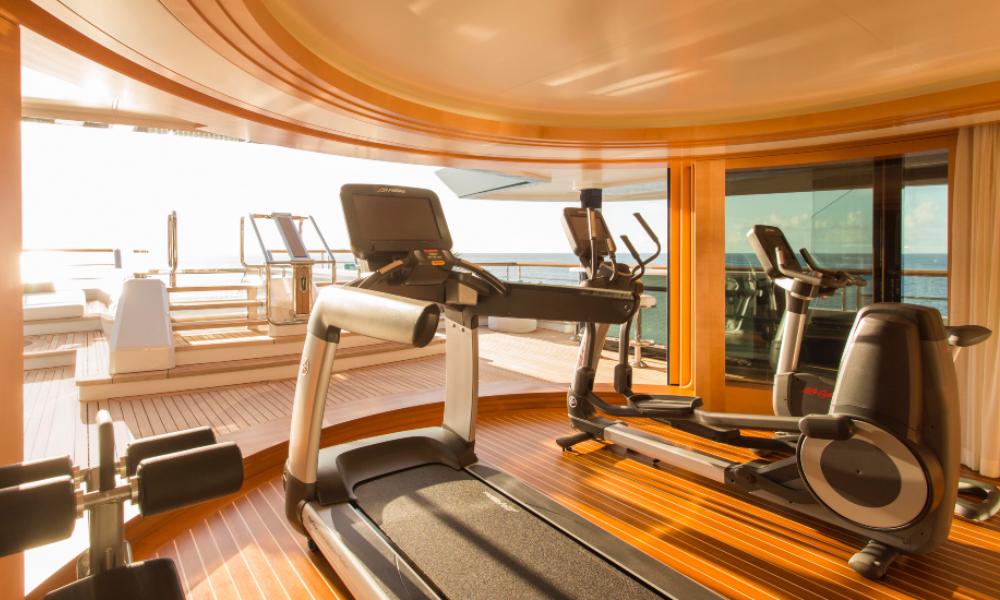 Yacht Gym