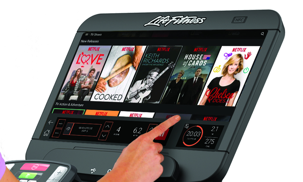 Life Fitness Discovery Console - Complete App Guide