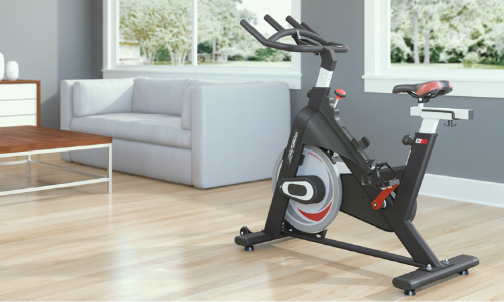 Life Fitness spin bike