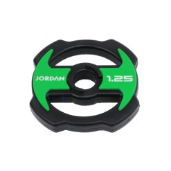 Jordan Ignite V2 Urethane Studio Barbell Colour Coded Plates