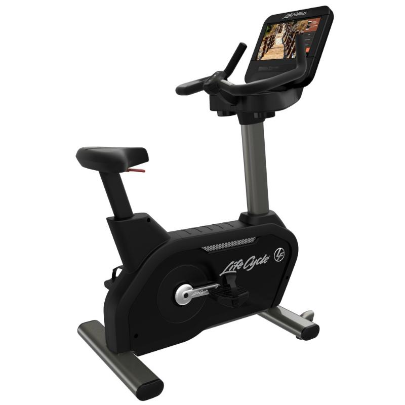 Life Fitness Integrity Series Upright Bike