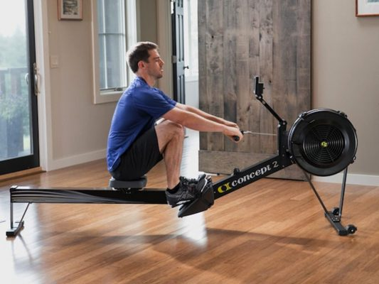 Concept 2 vs Water Rower
