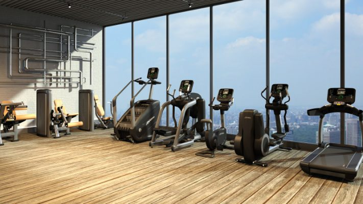 Office Gym Design