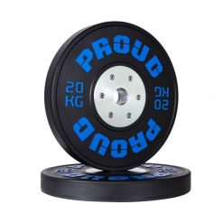 Proud Competition Bumper Plate