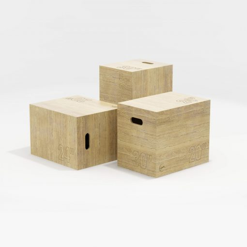 GM Custom Wooden Plyo Box