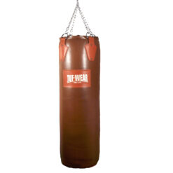 Tuf Wear Gigantor Leather Punchbag