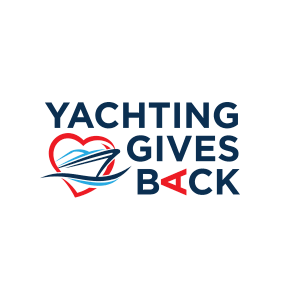 Yachting gives back