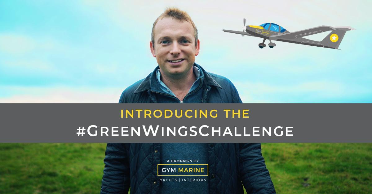 Gym Marine Green Wings Challenge