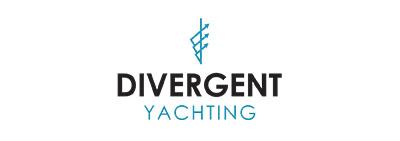 Divergent Yachting Logo