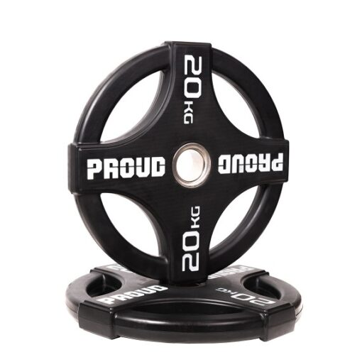 Proud Rubber Weight Plates