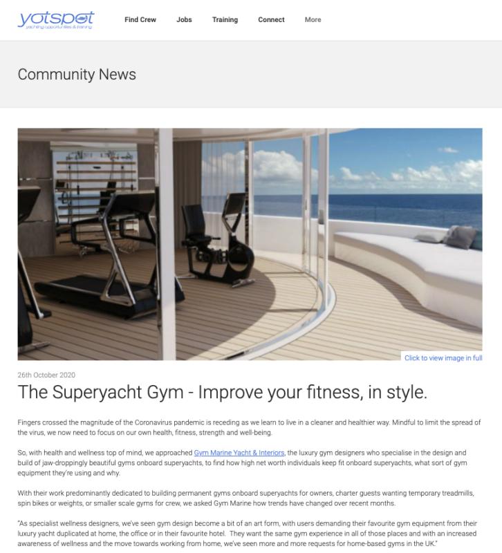 Yotspot news