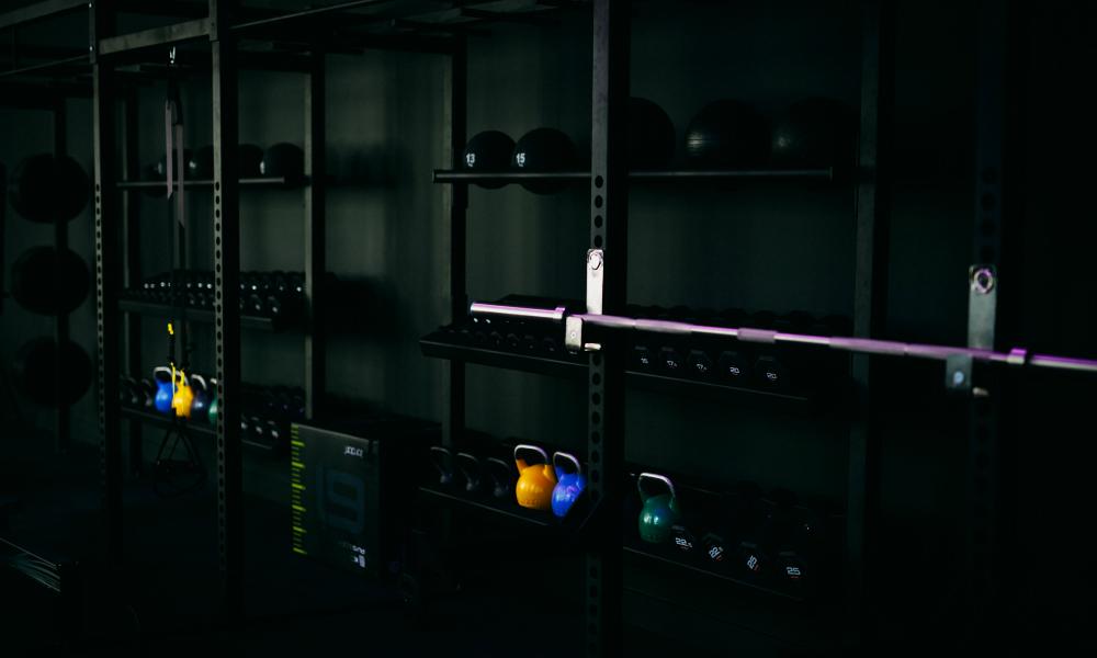 Boutique Home Gym Design